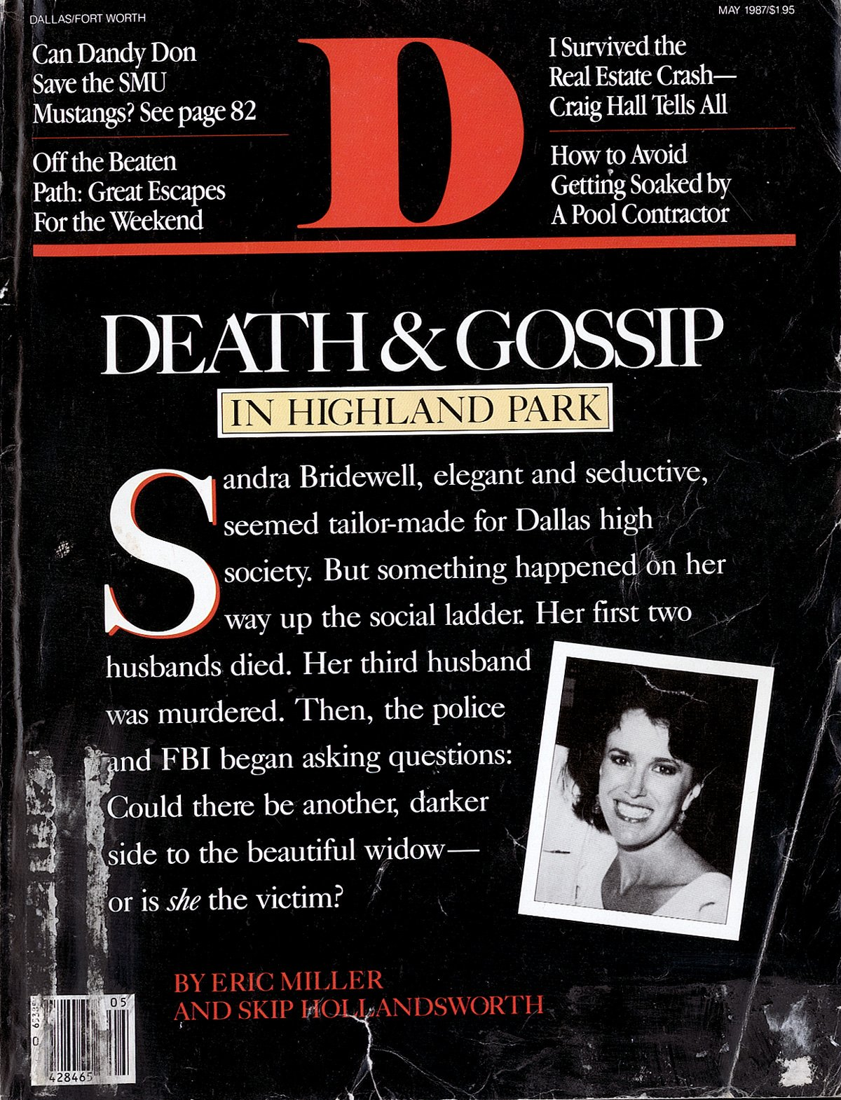May 1987 cover