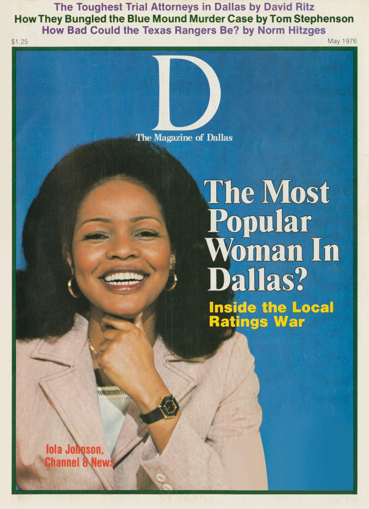 May 1976 cover