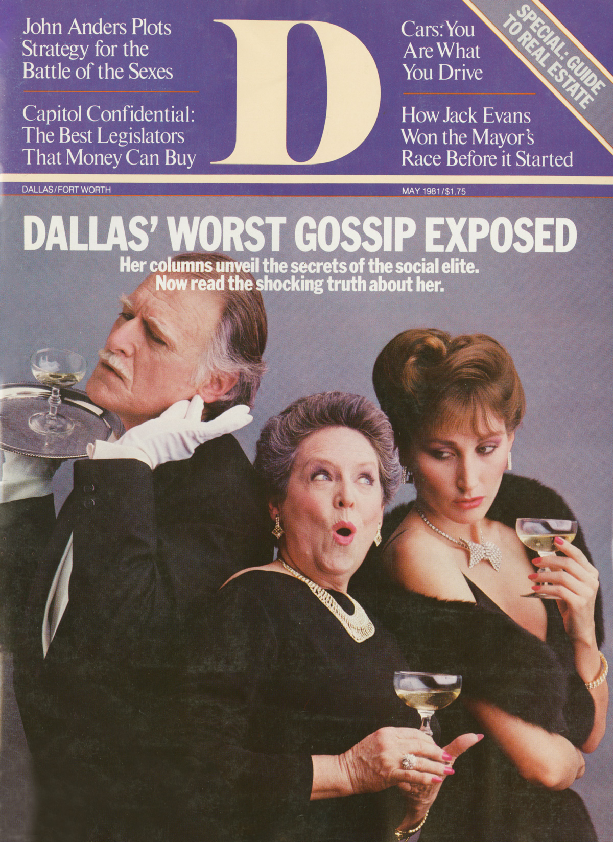 May 1981 cover