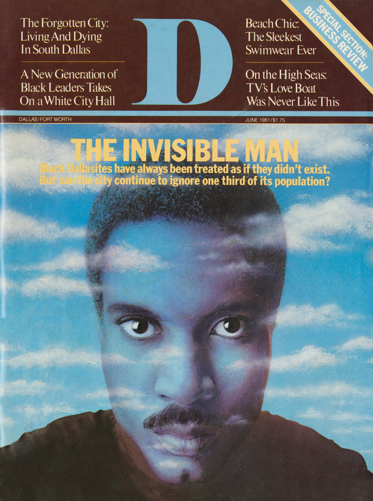 June 1981 cover