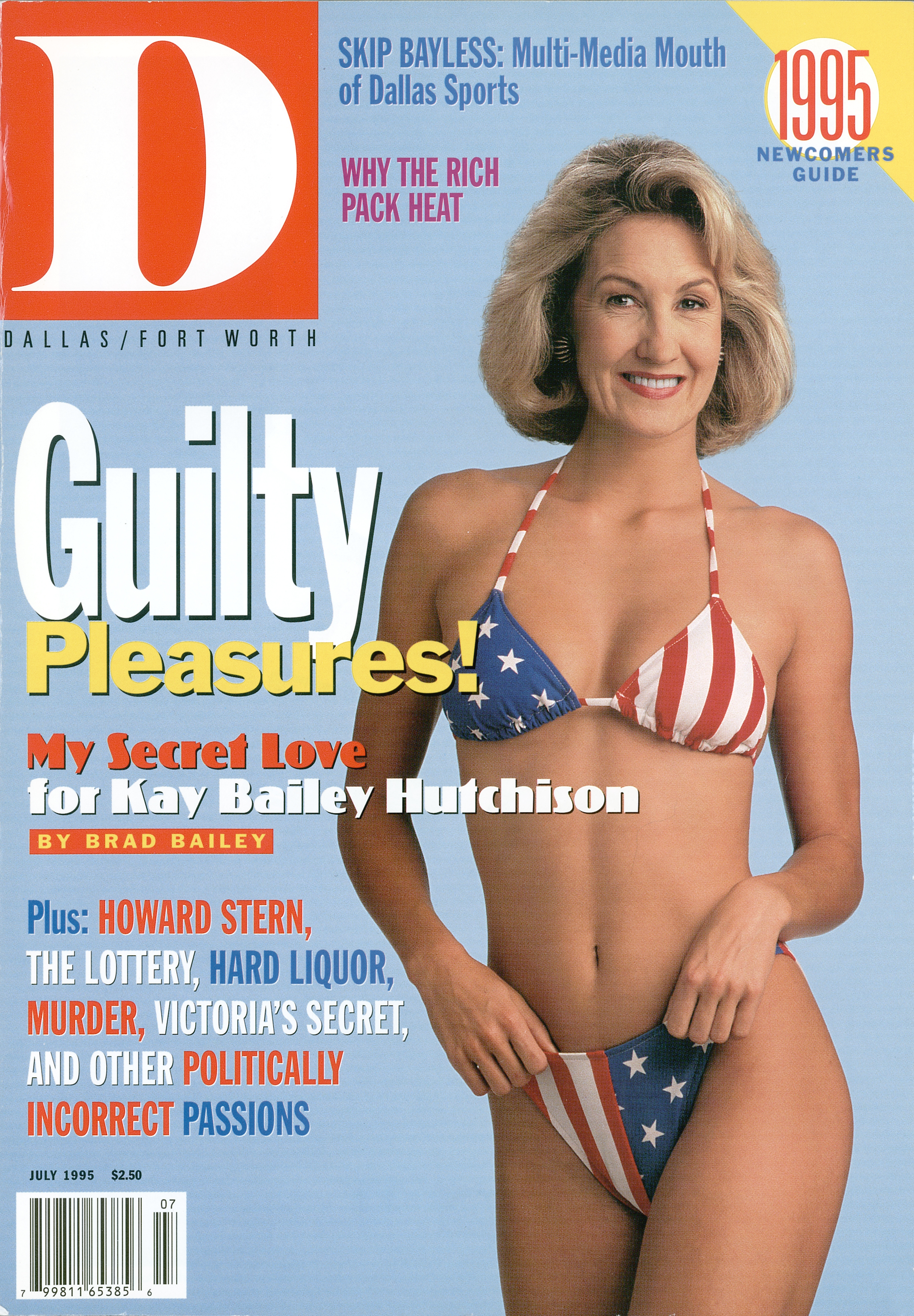 July 1995 cover