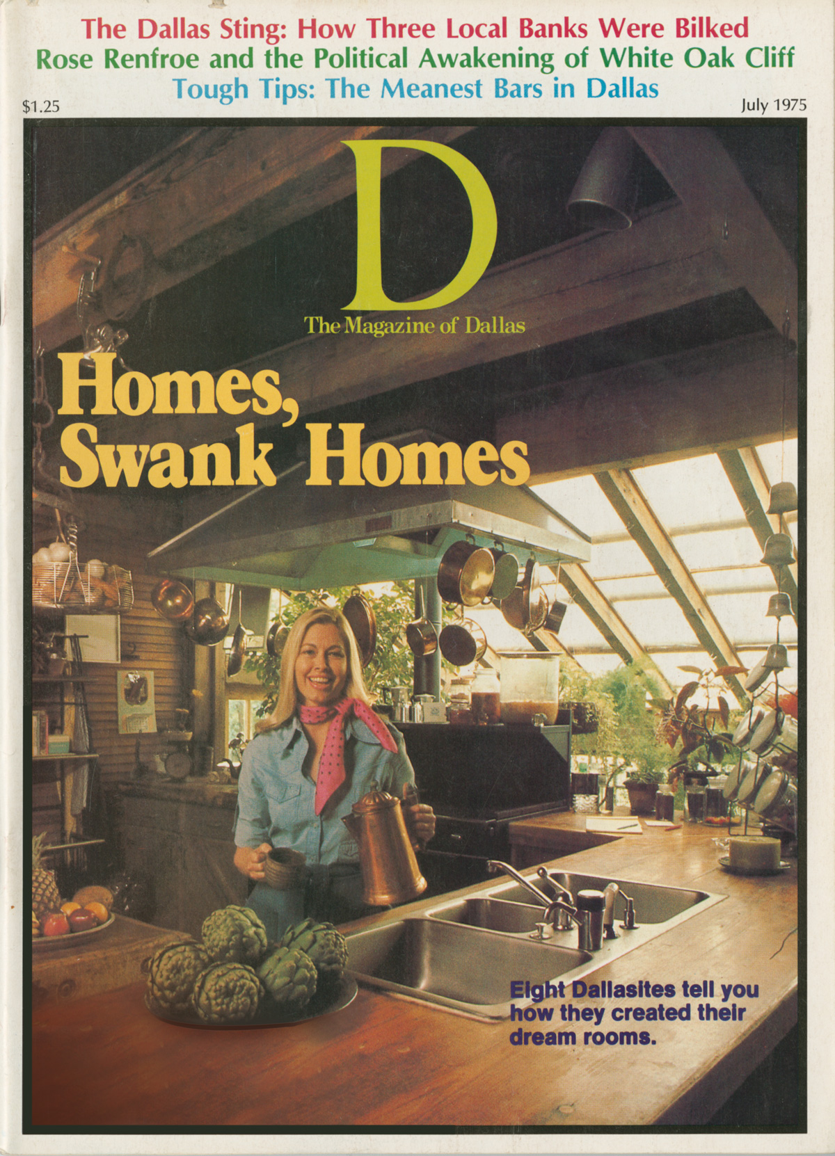 July 1975 cover
