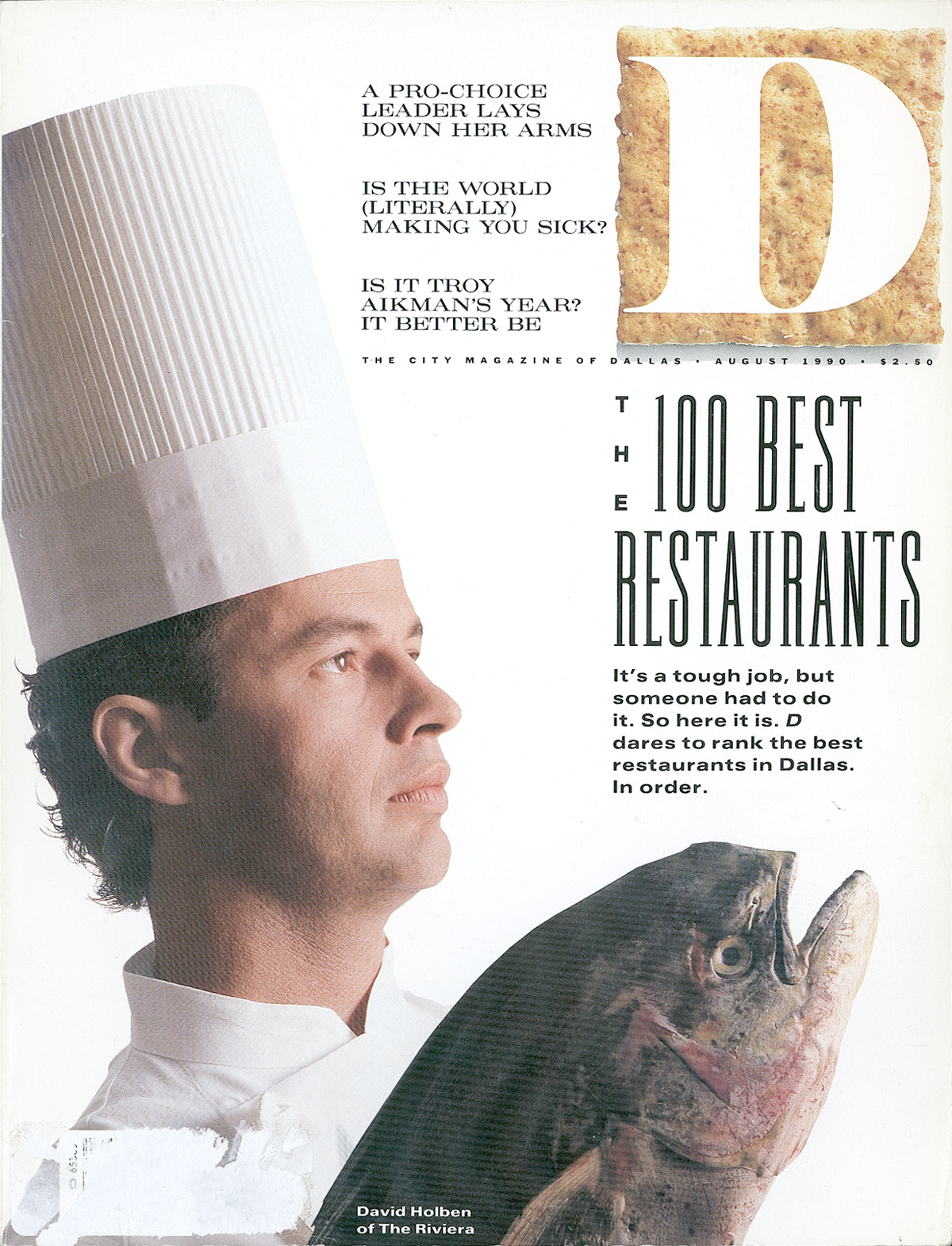 August 1990 cover
