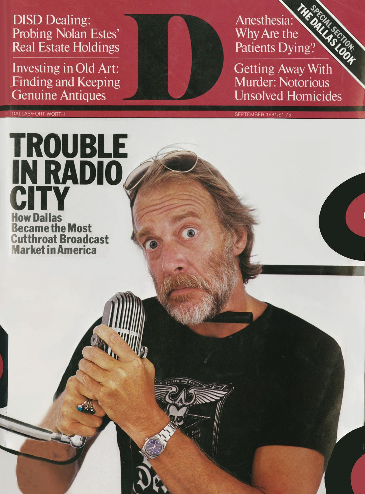 September 1981 cover