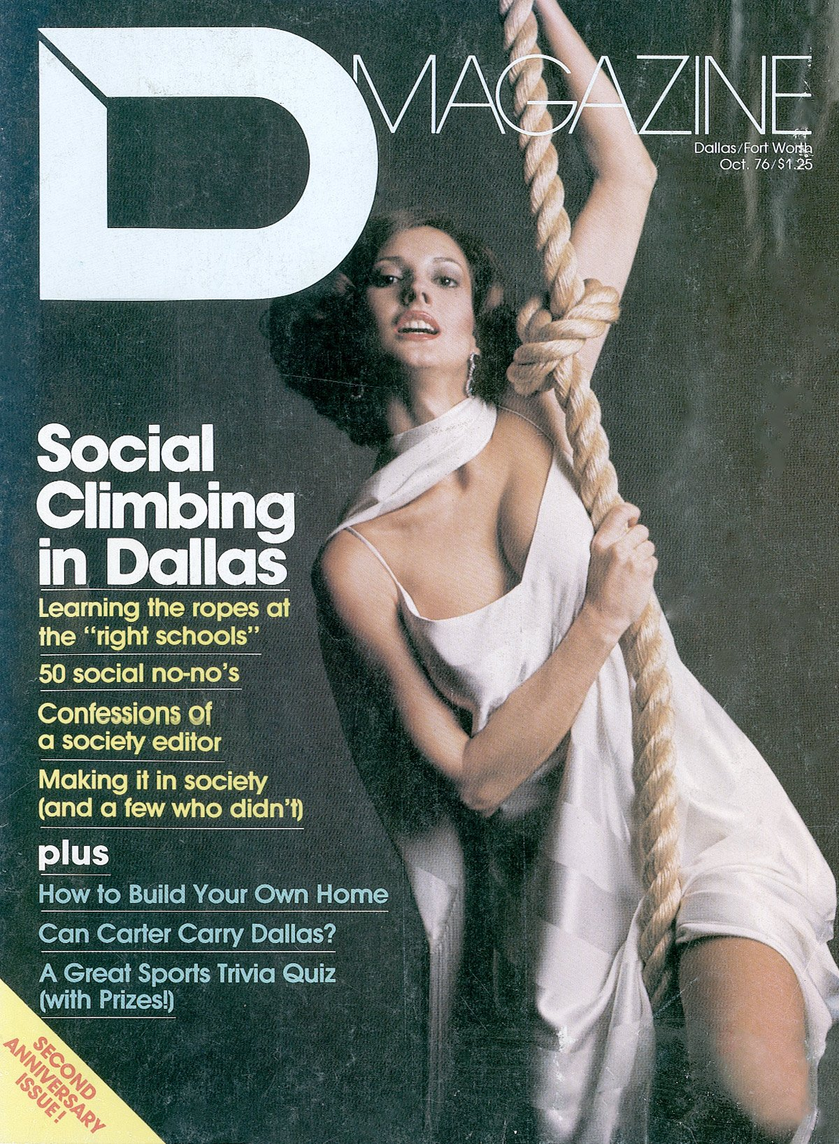 October 1976 cover