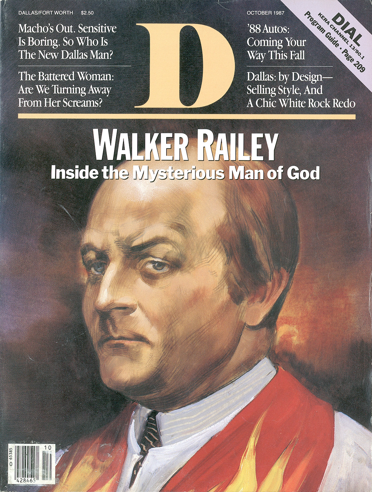 October 1987 cover