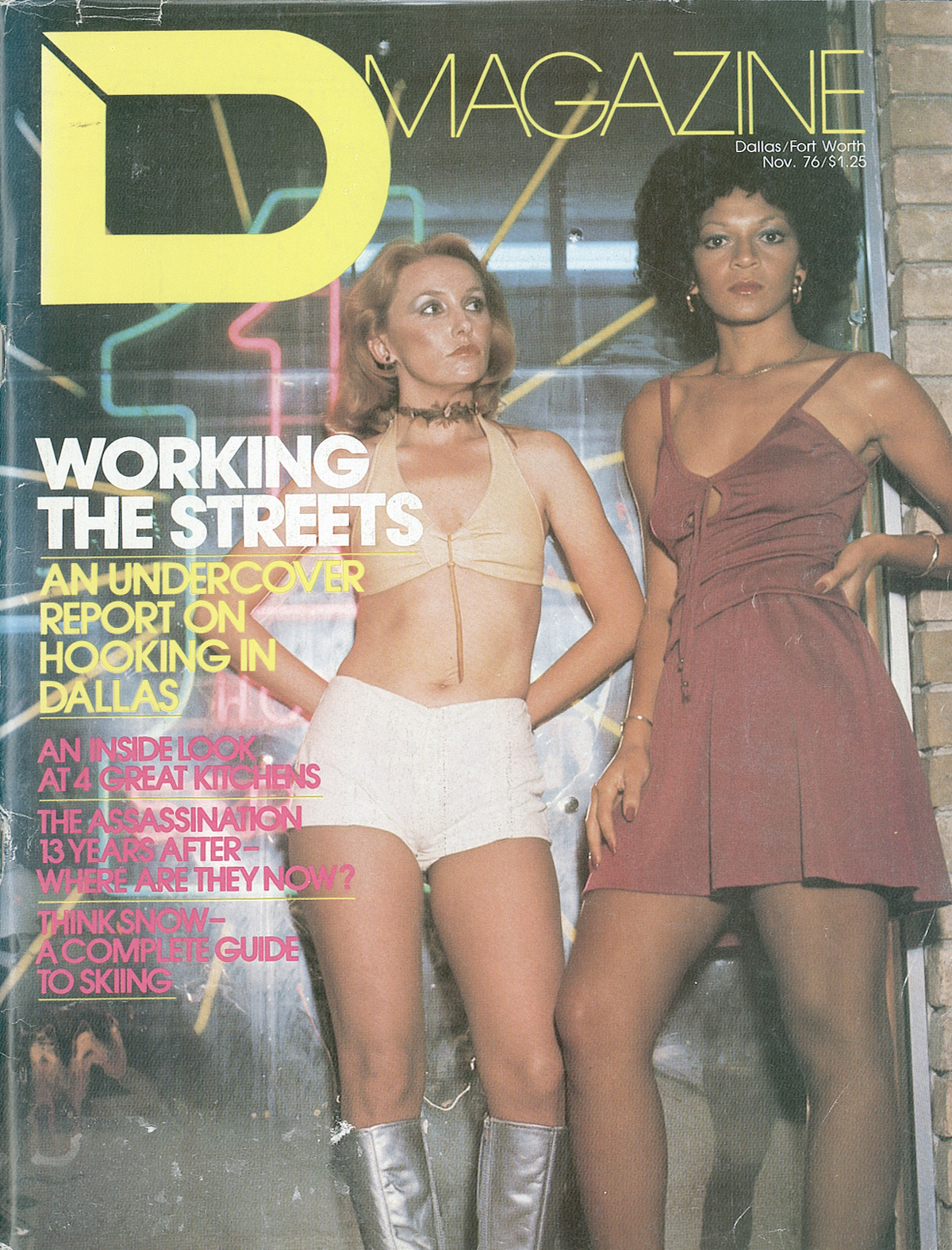 November 1976 cover