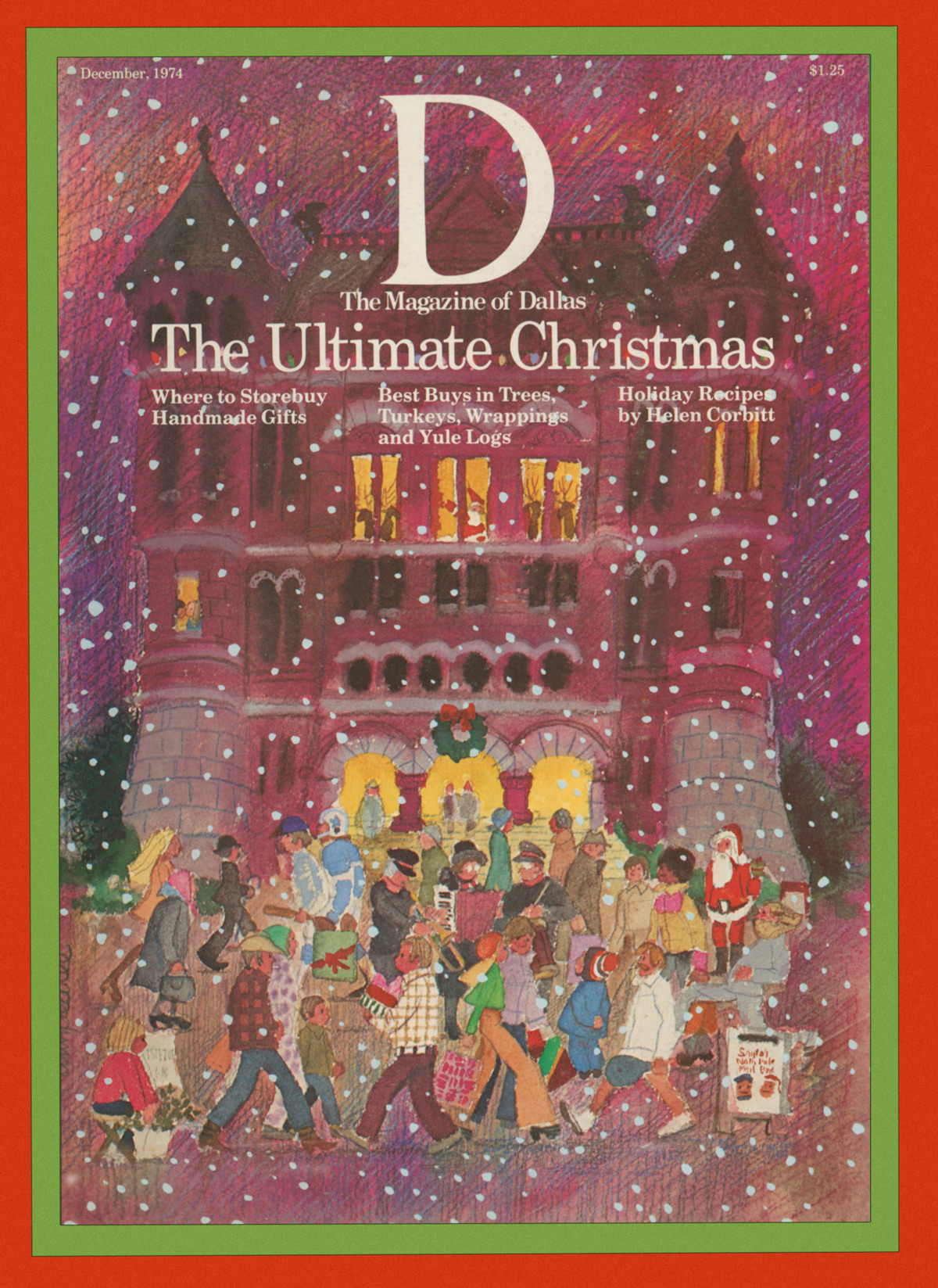 December 1974 cover