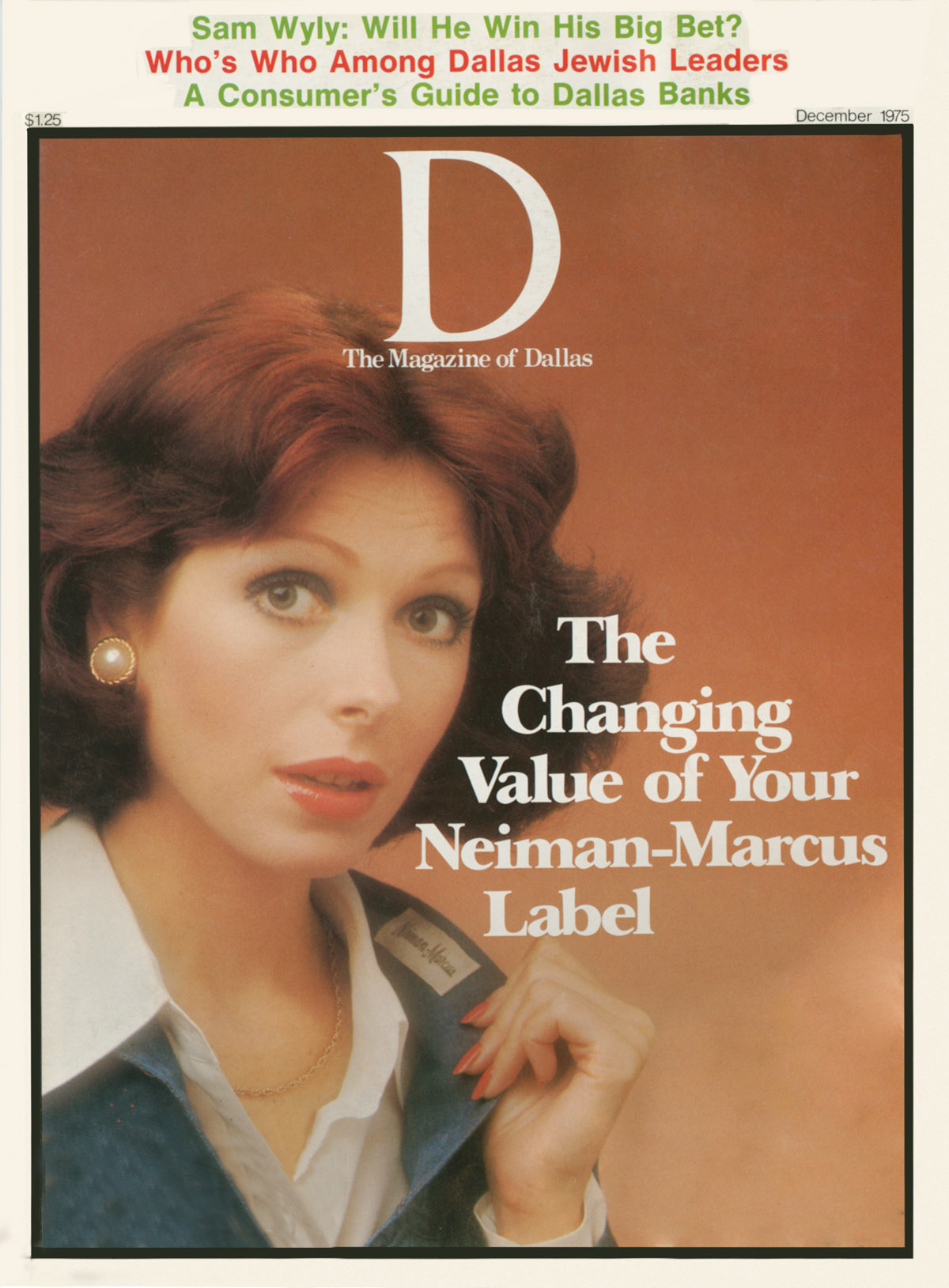 December 1975 cover