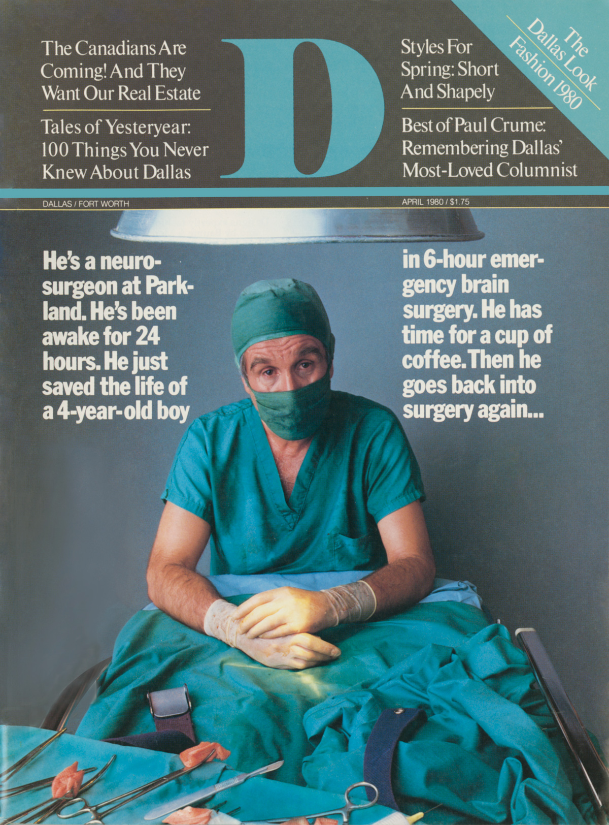 April 1980 cover