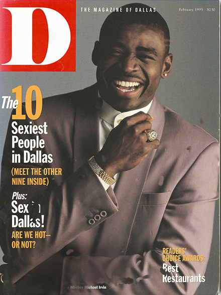 February 1995 cover
