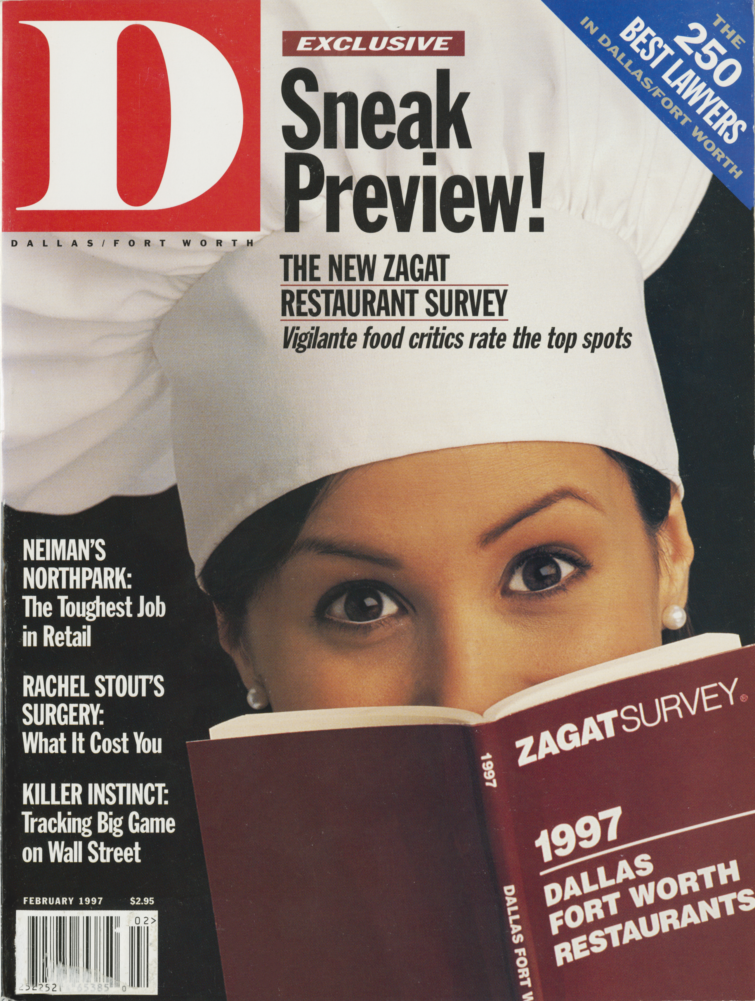 February 1997 cover