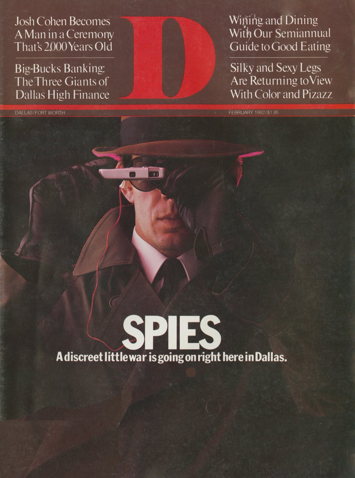 February 1982 cover
