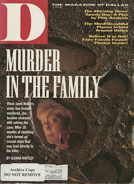 June 1993 cover