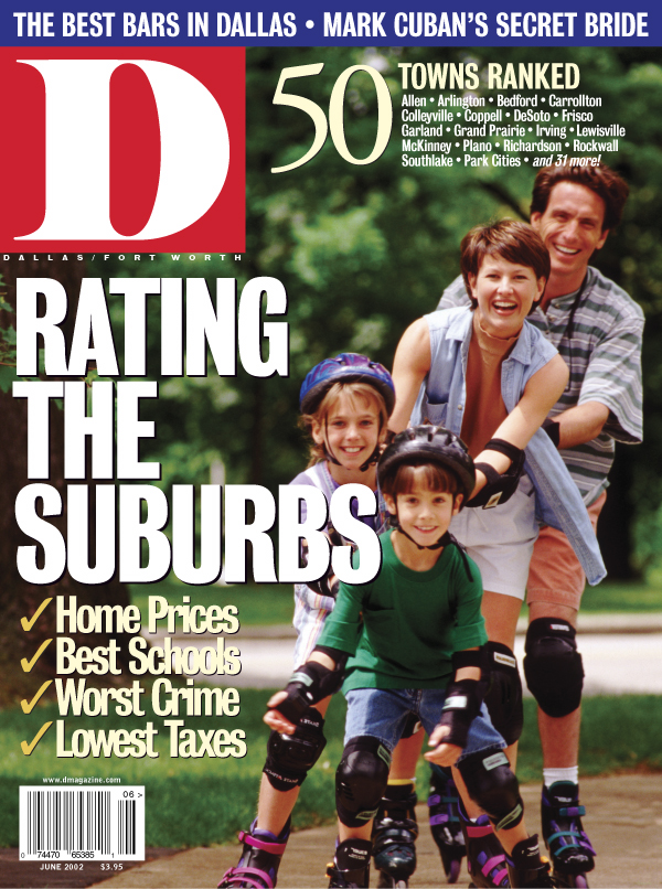 June 2002 cover