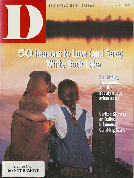 March 1995 cover