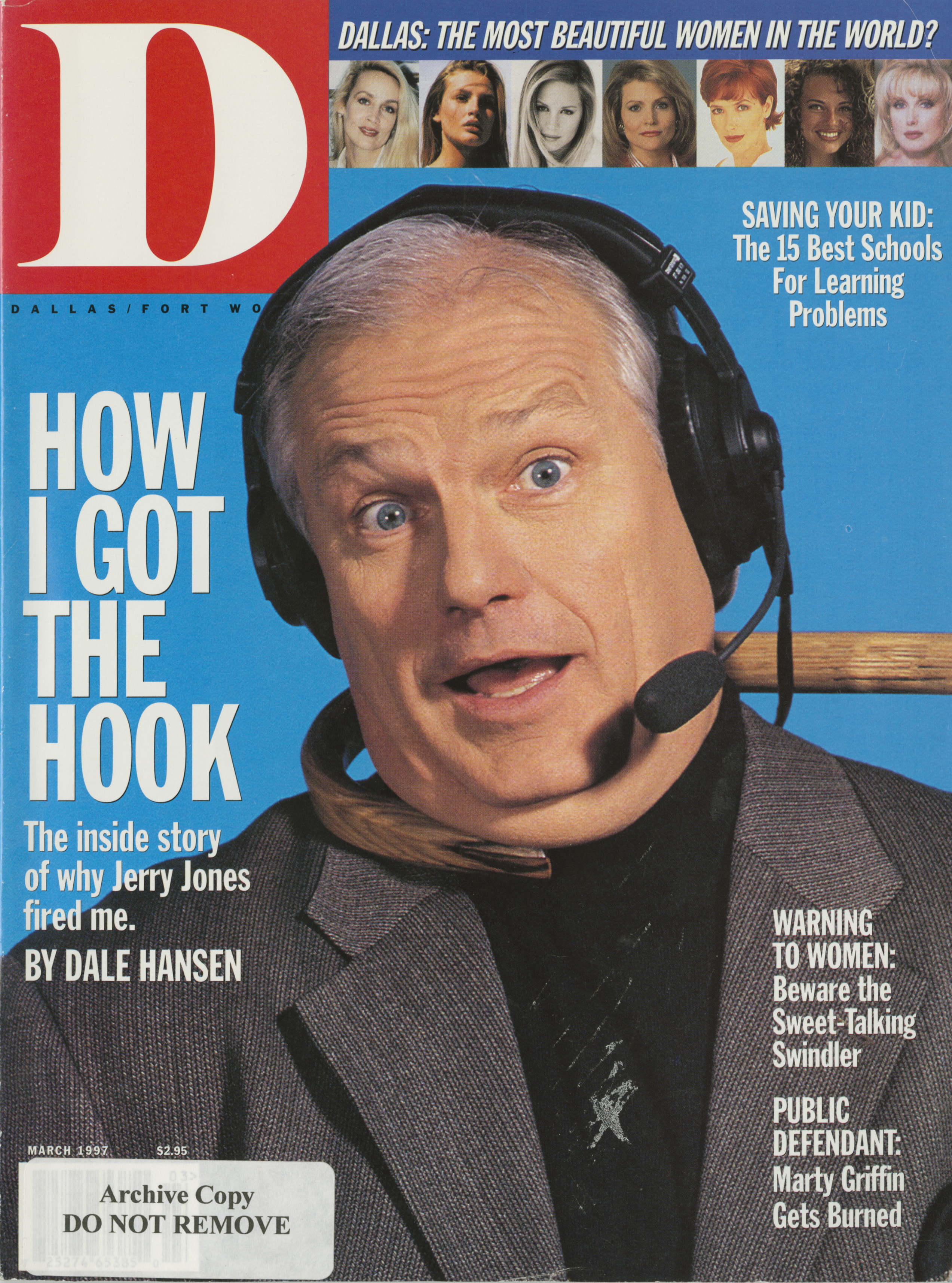 March 1997 cover