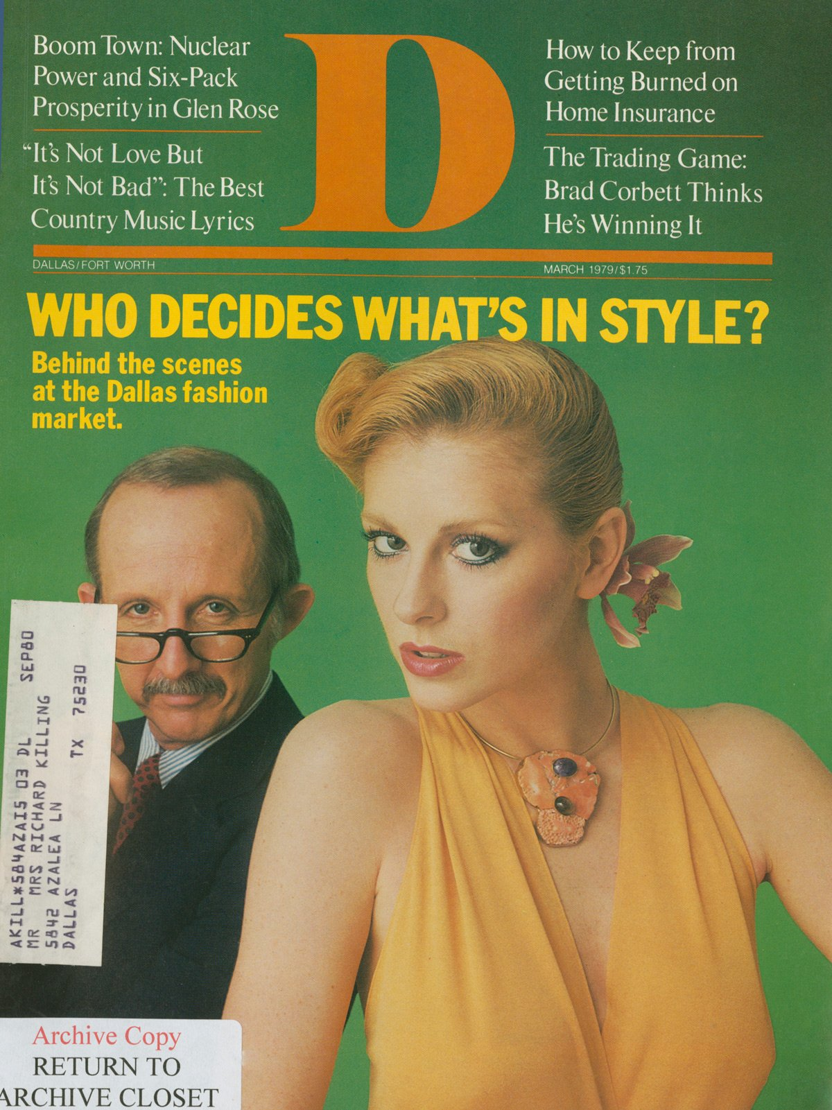 March 1979 cover