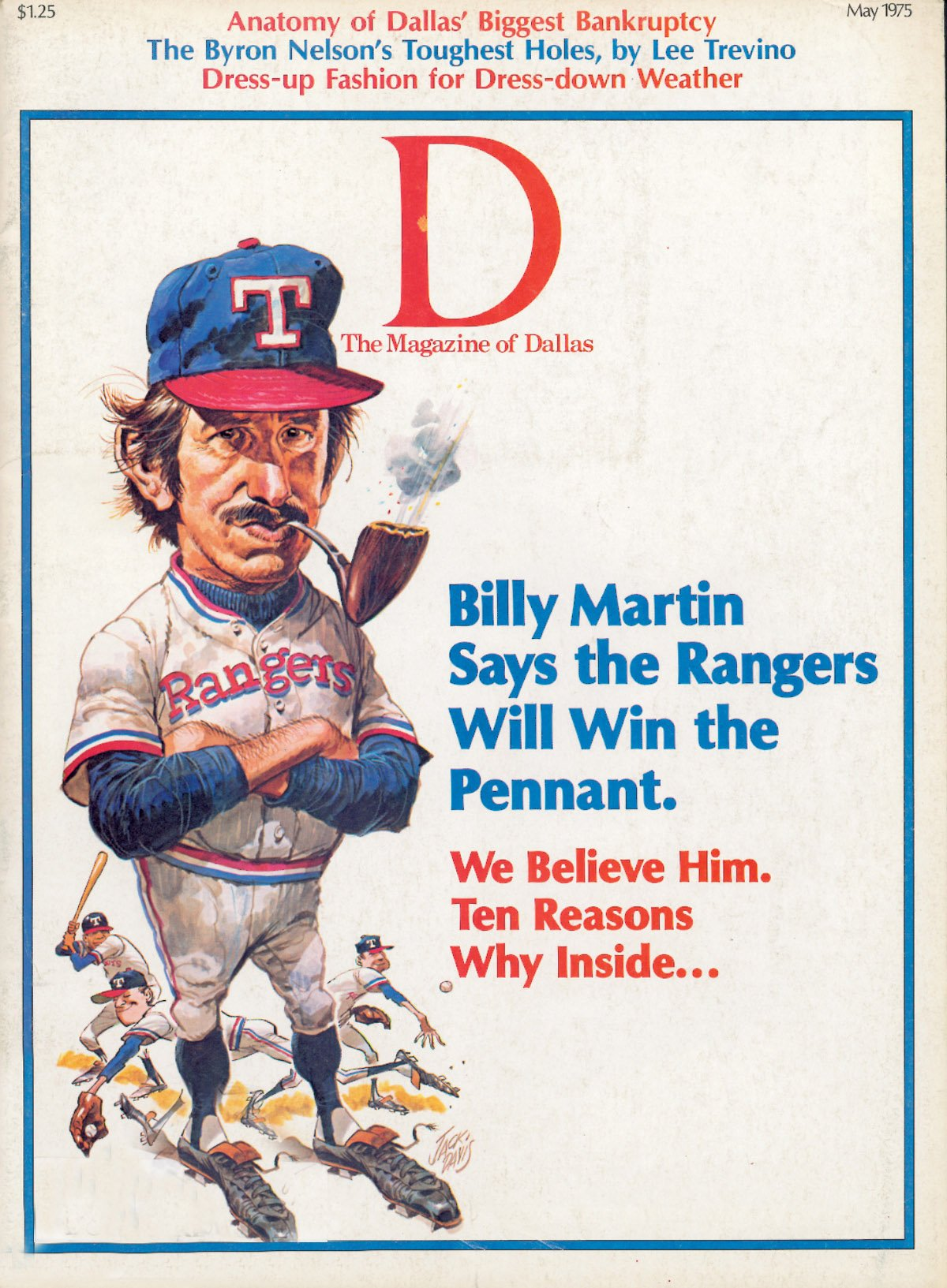May 1975 cover