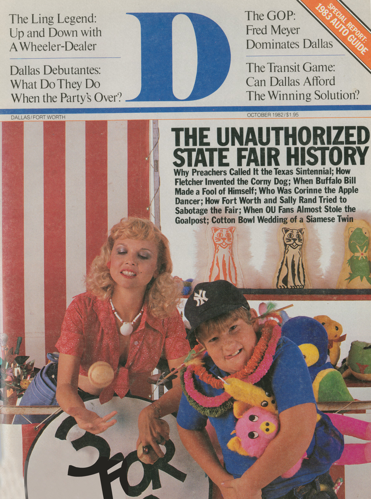 October 1982 cover