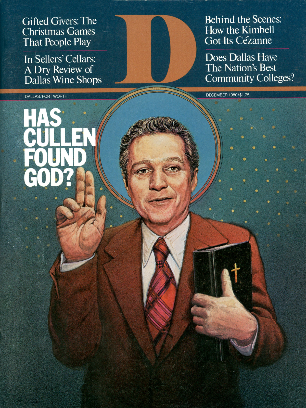 December 1980 cover