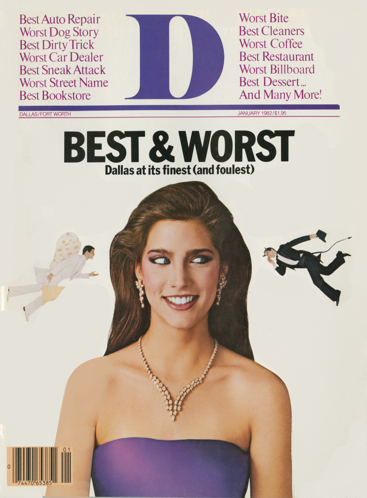 January 1982 cover