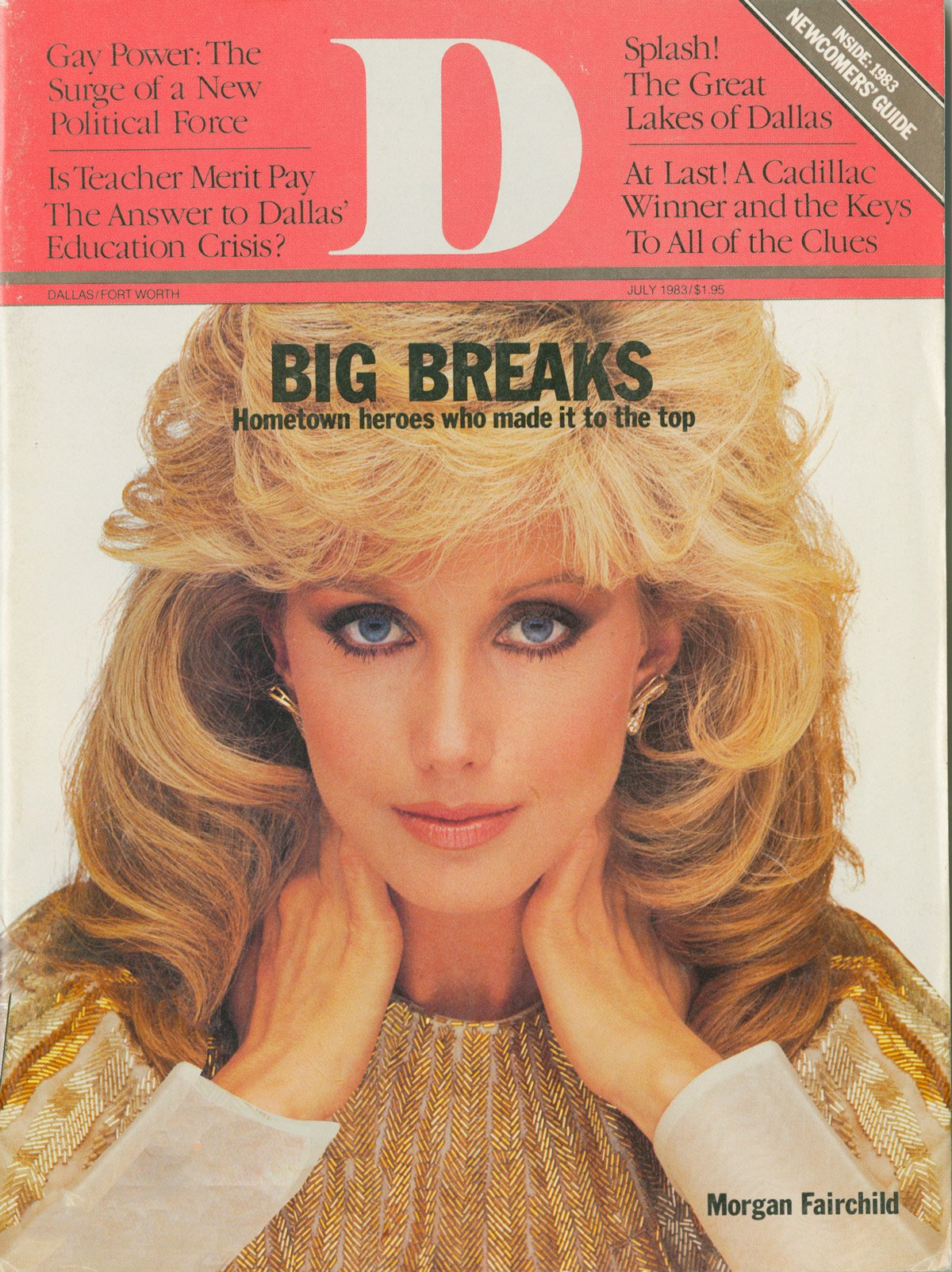 July 1983 cover