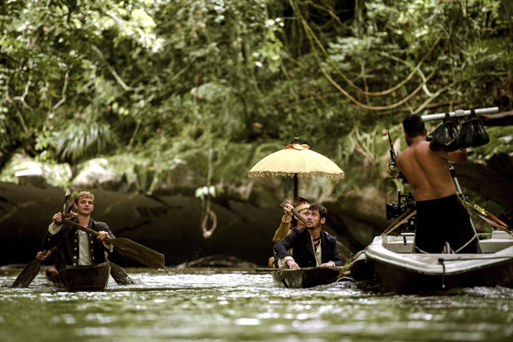 otto farrant rhys meyers paddle down river