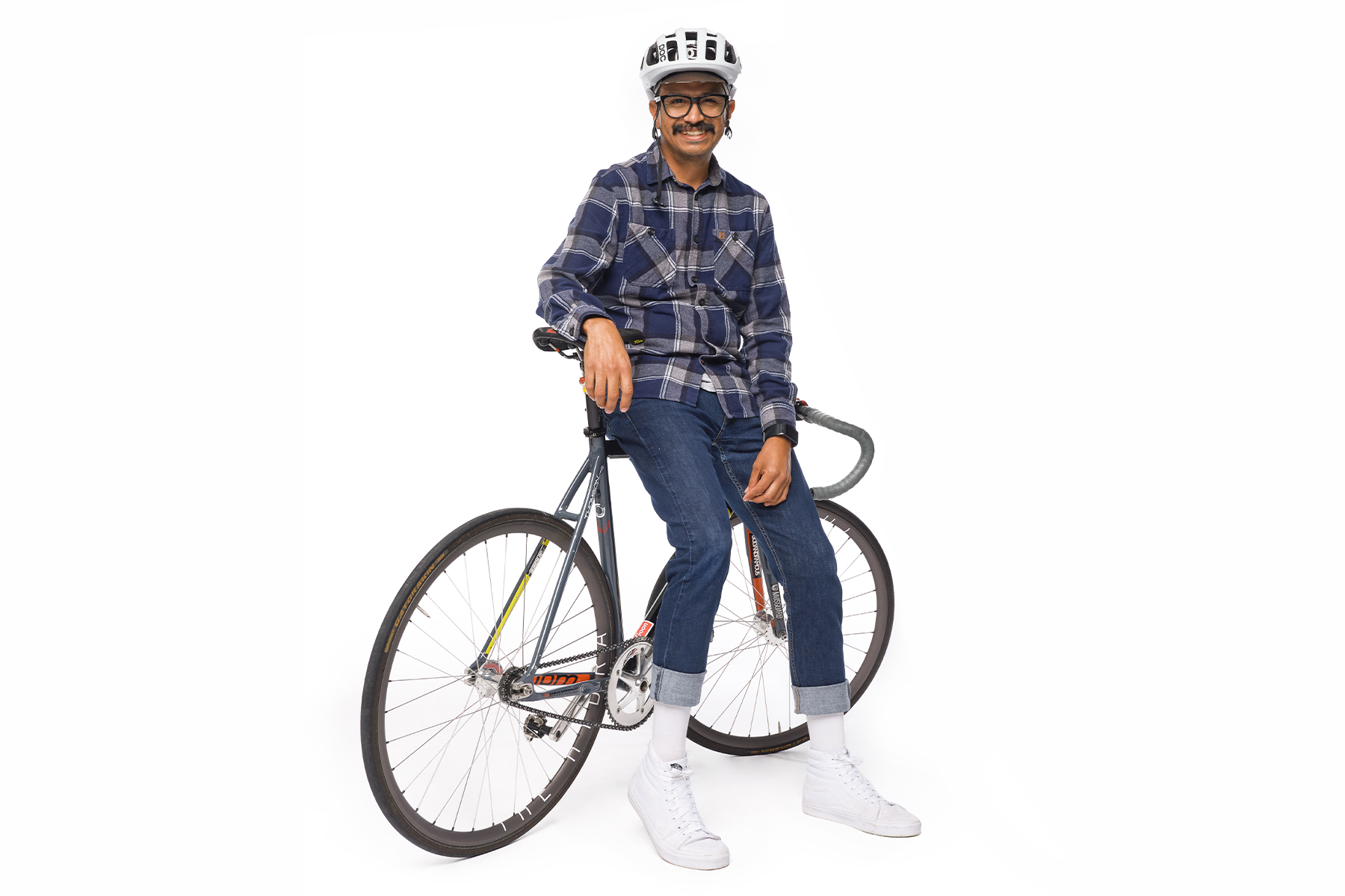 jr. belmontes dallas cyclist