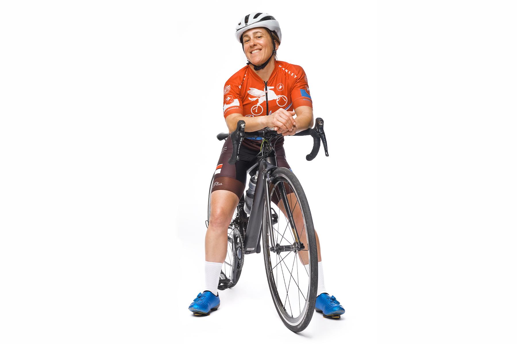 melissa monosoff dallas cyclist