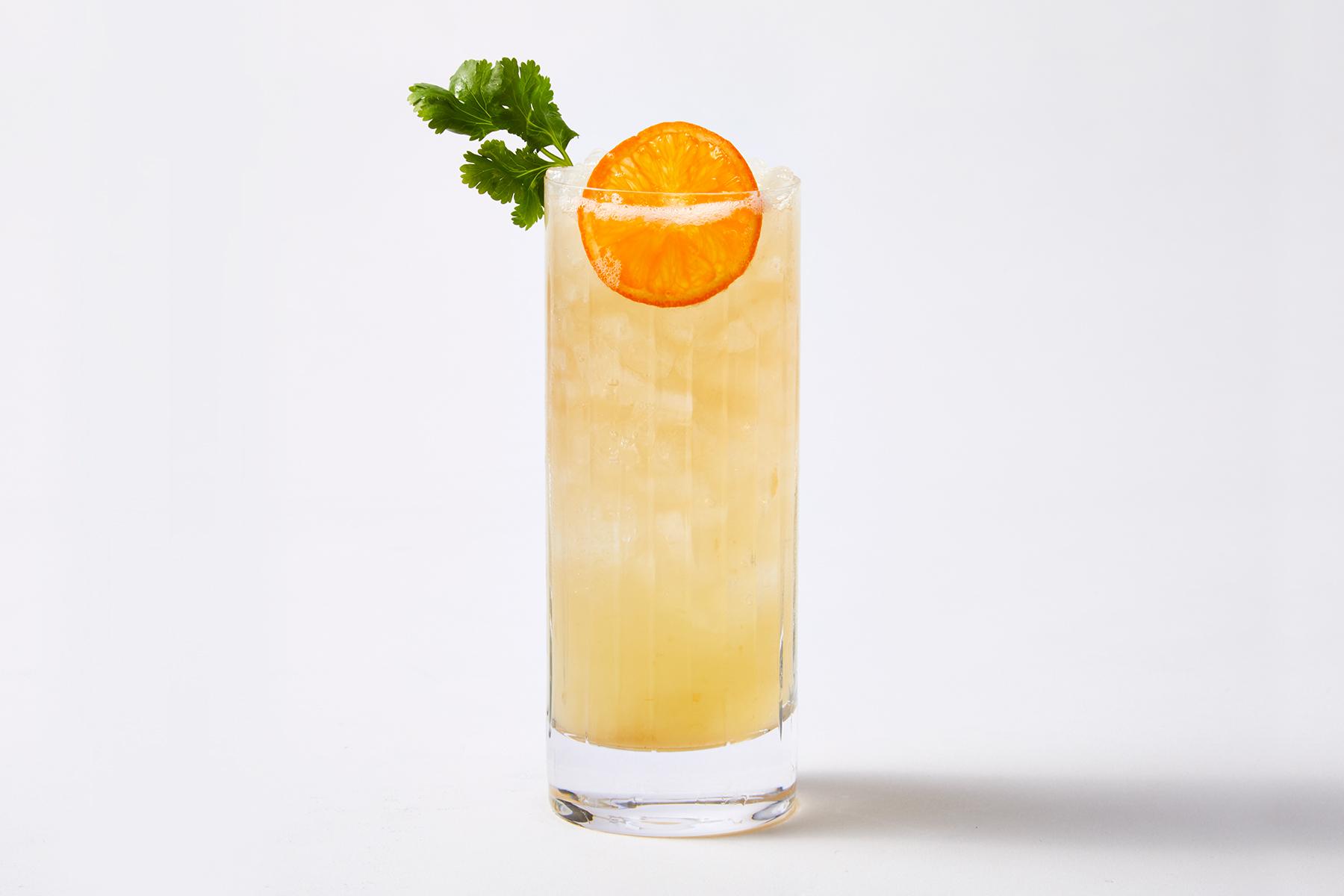 orange tamarind cooler