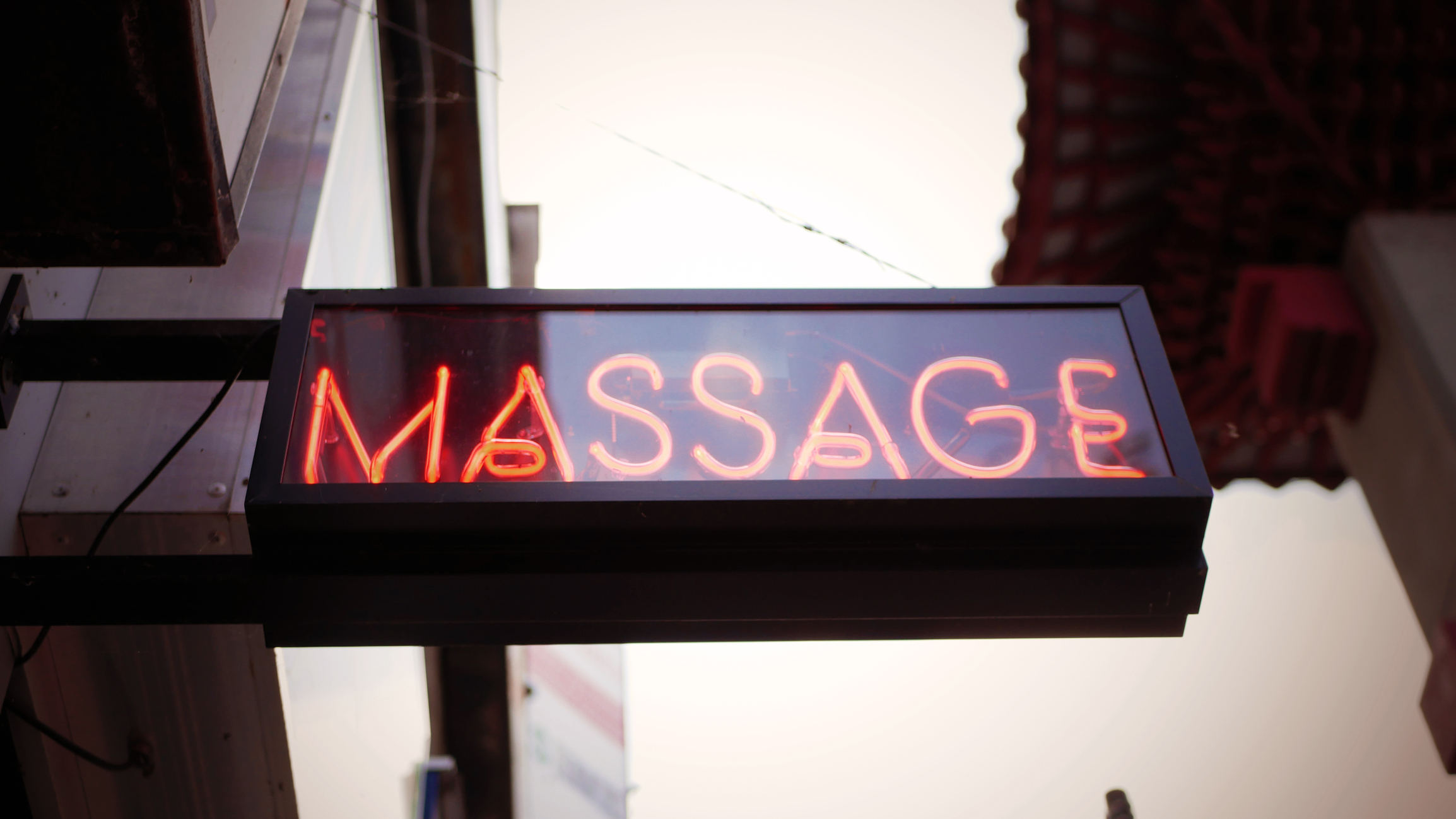 Where All the Massage Parlors Gone?