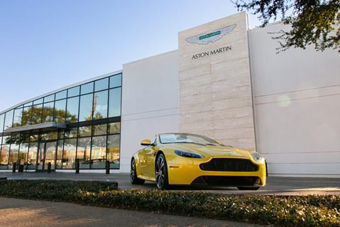 Park Place Dealerships To Purchase Aston Martin Dallas D Magazine