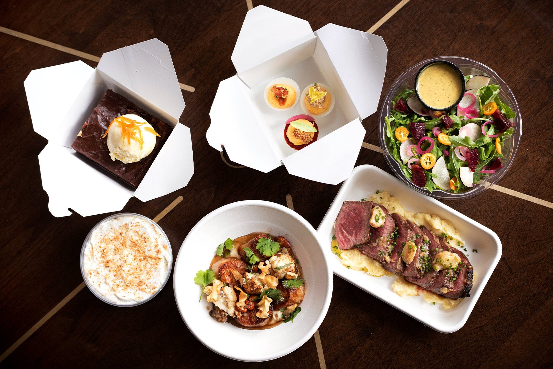 Where To Order Takeout From Dallas Restaurants Right Now D Magazine
