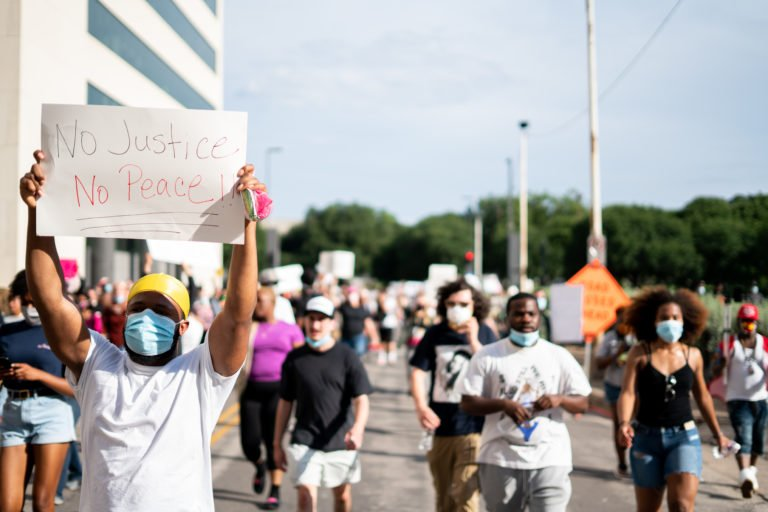 'This Rage That You Hear Is Real': On the Ground at the Dallas Protests