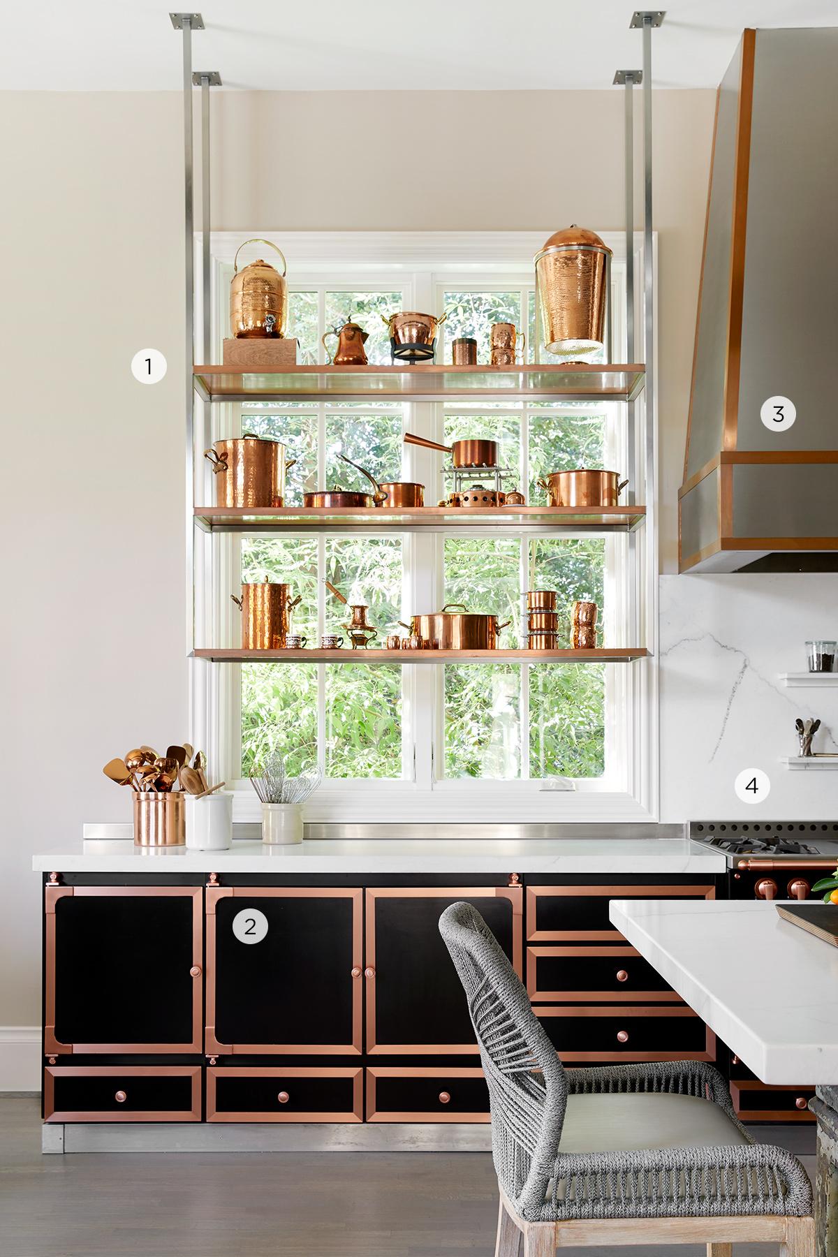 Heidi Arwine Interiors kitchen