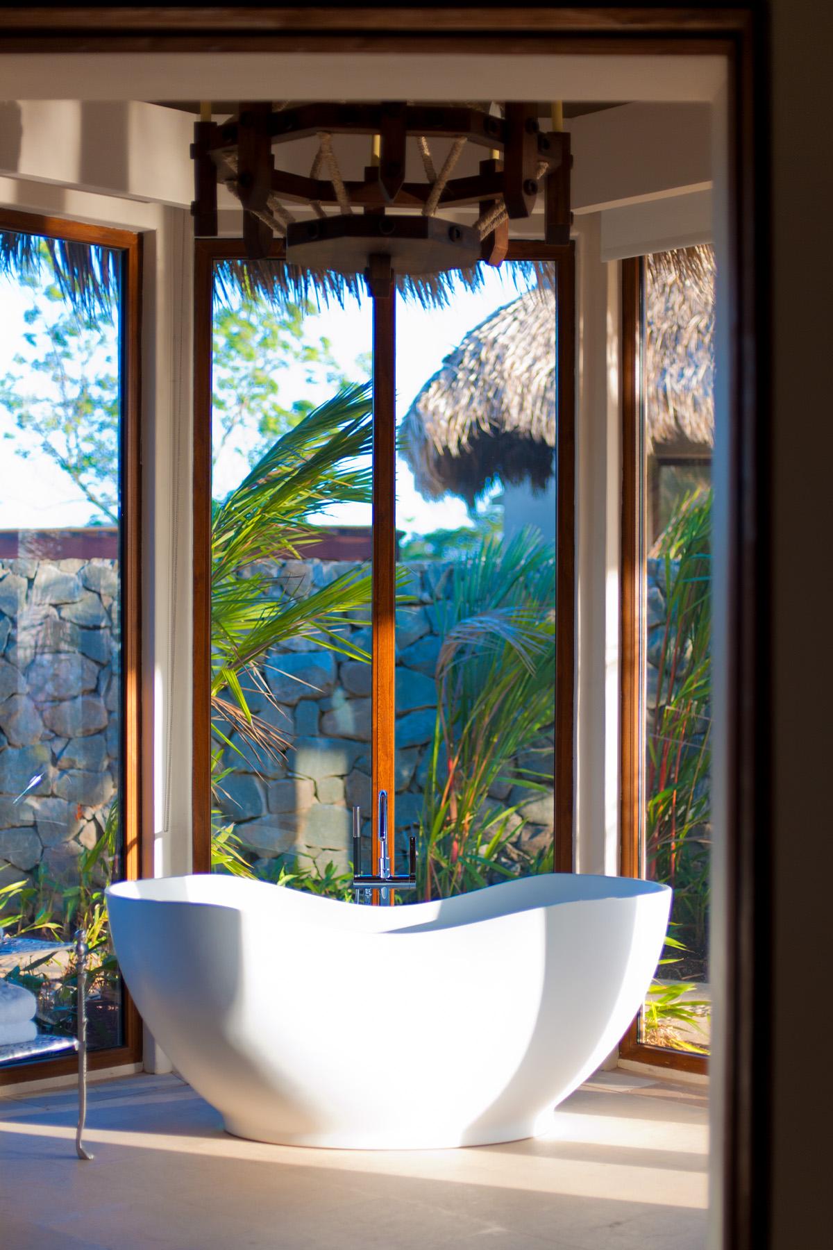 Paul Duesing Mukul resort in Nicaragua