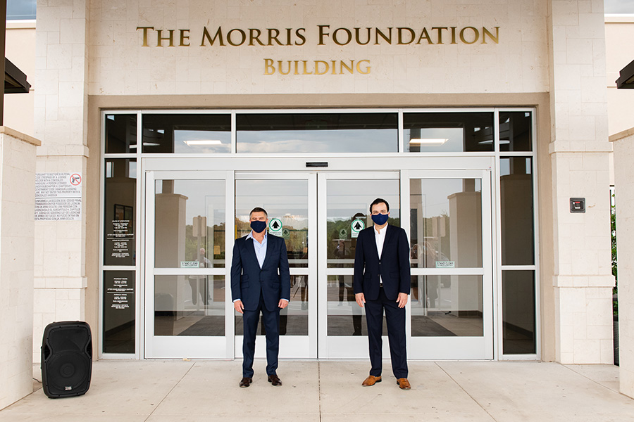 The Morris Foundation Building