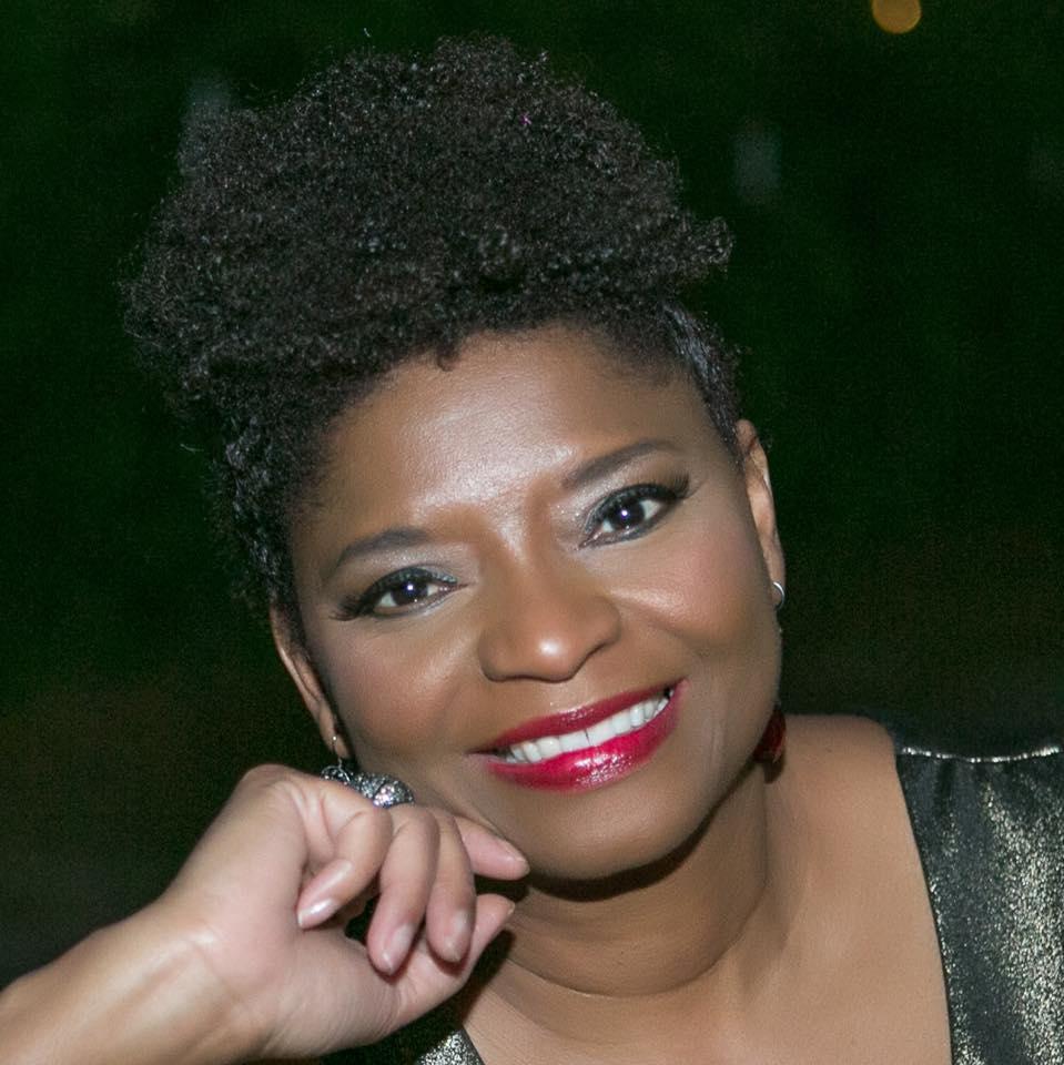 photo of author sanderia faye