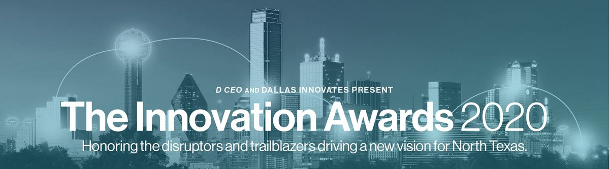 The Innovation Awards Hero