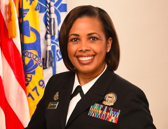 Rear Admiral Sylvia Trent-Adams