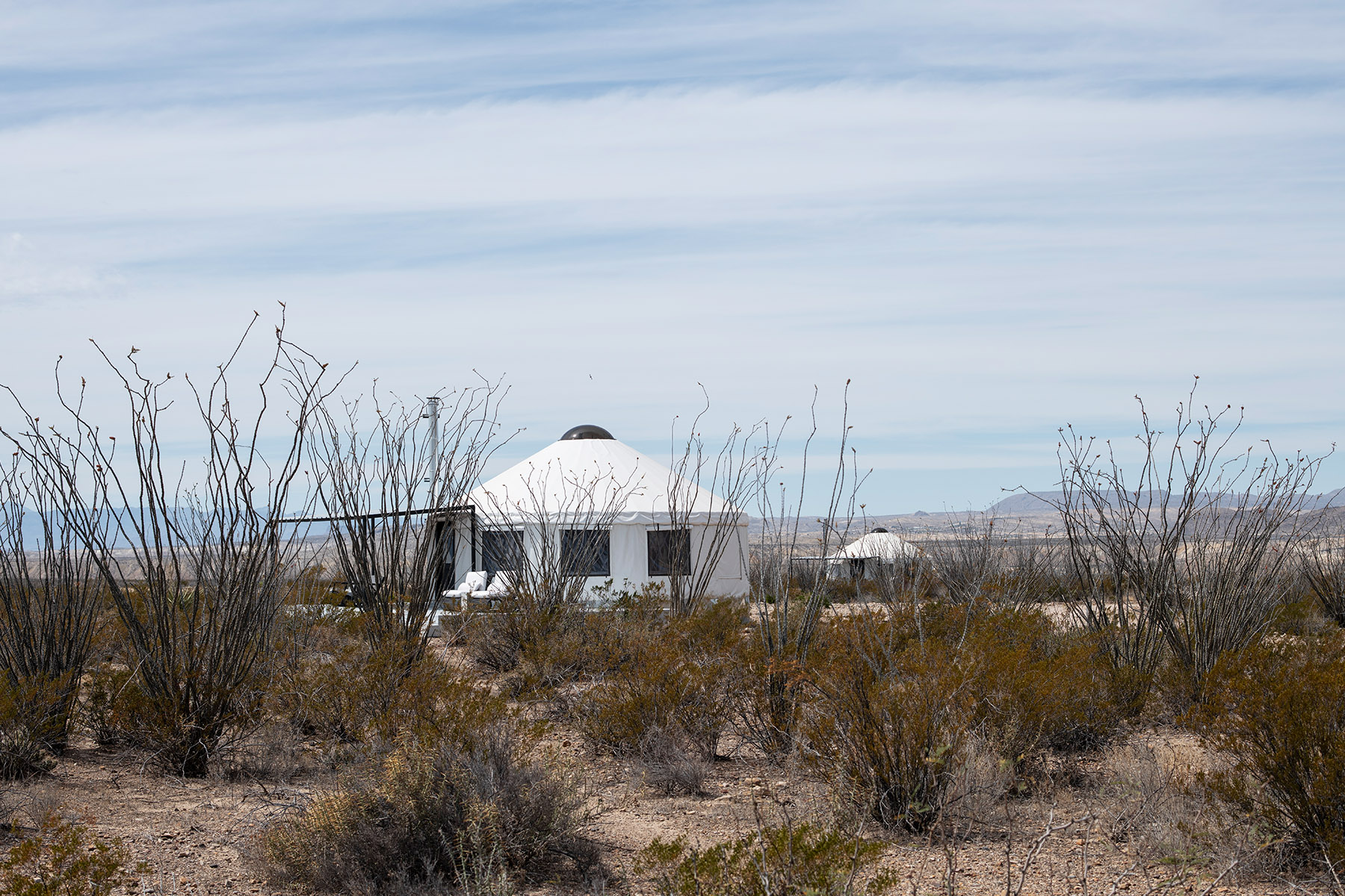 Amber Venz Box Big Bend Yurt