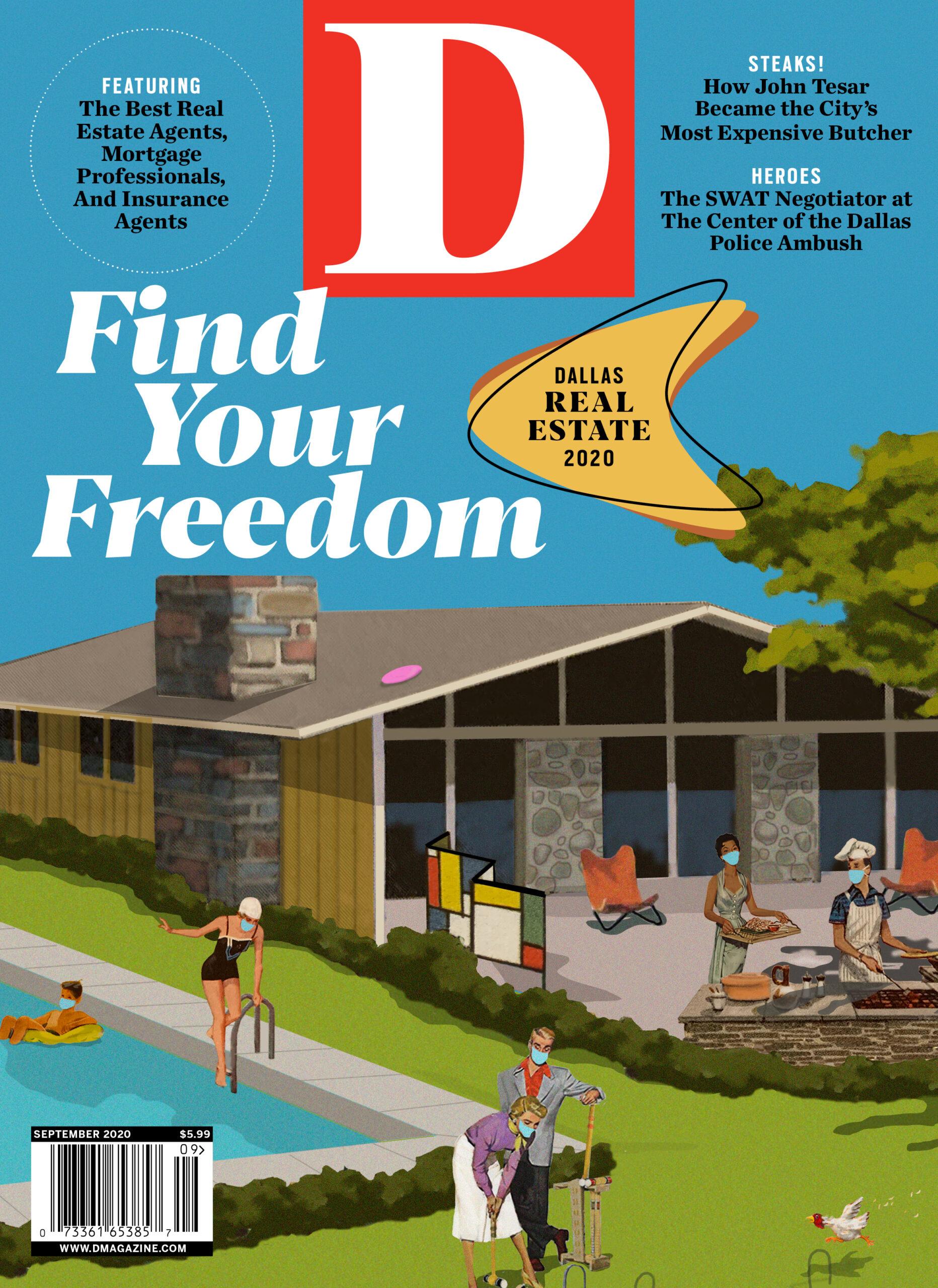 September 2020 cover