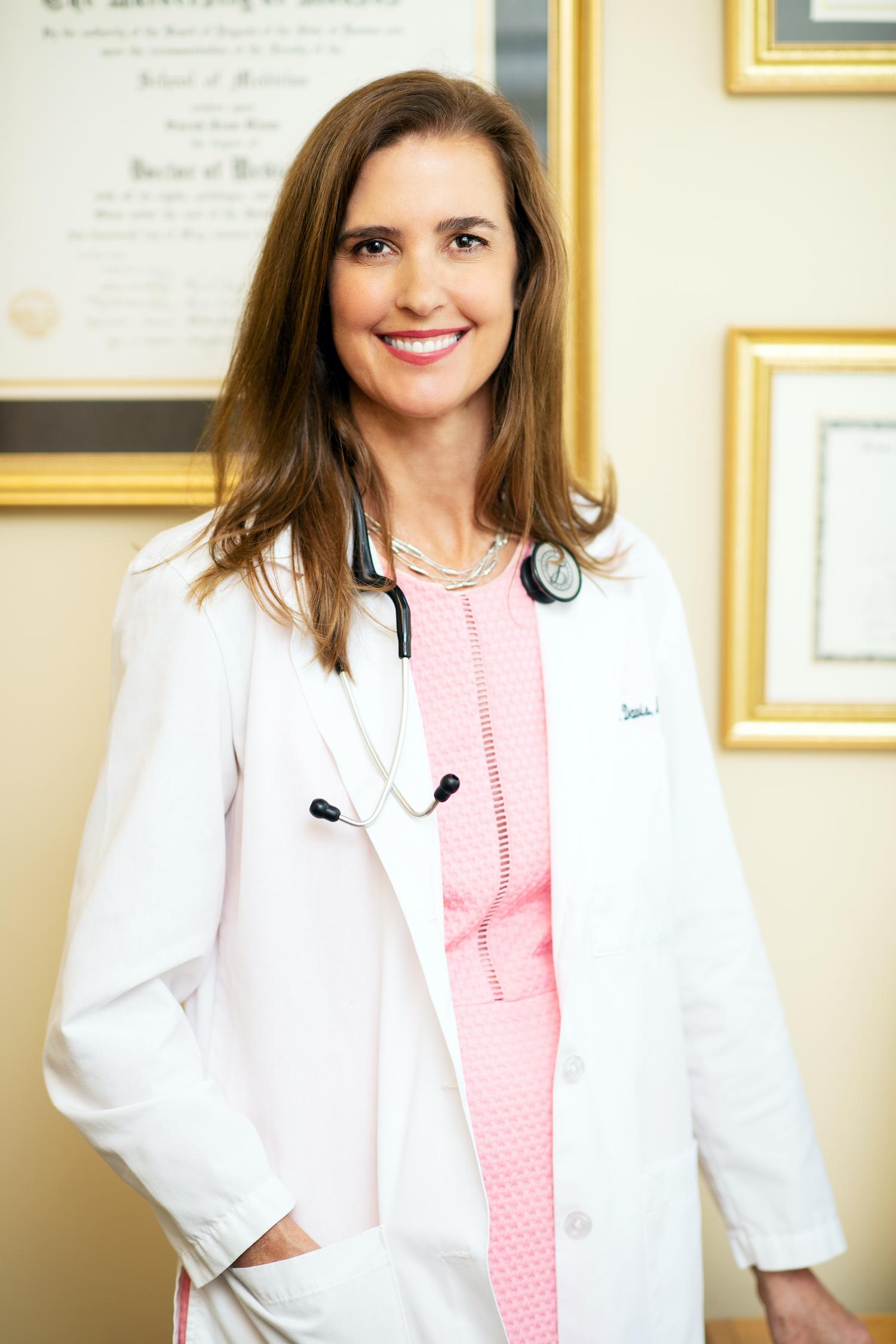Dr. Sarah Davis SAFER Diagnostics