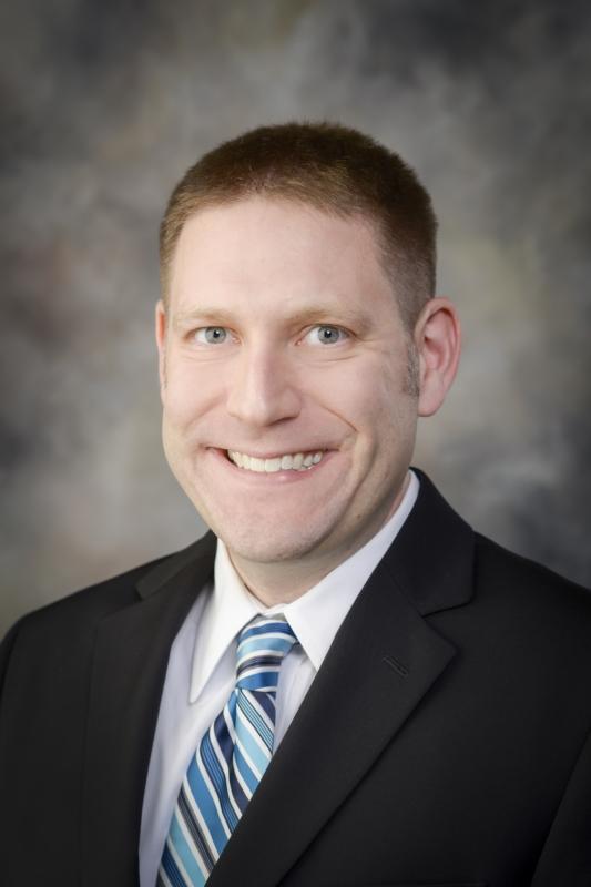 Dr. M. Brett Cooper headshot