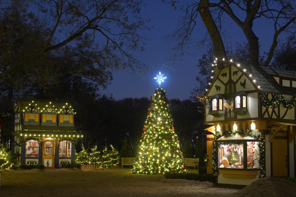 arboretum christmas