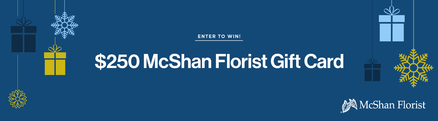 2020 Holiday Giveaways McShan