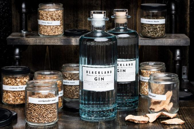 Blackland Distillery gin