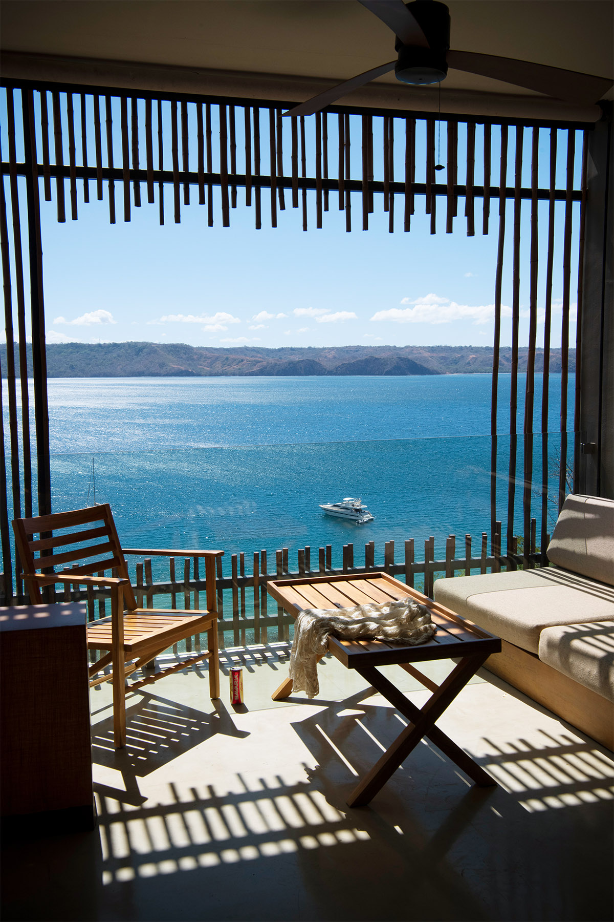 Peninsula Papagayo Costa Rica balcony view
