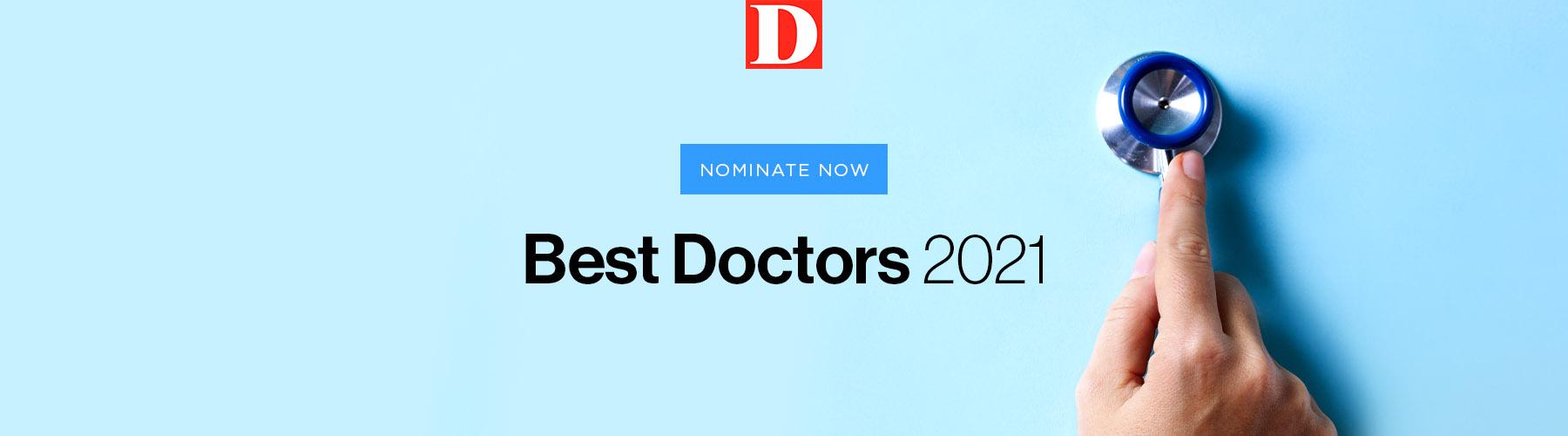 2021 Best Doctors Form Header